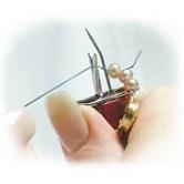 Как использовать инструмент для завязывания узелков
